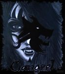 Gangrel /book cover design/ by Zsuccubus