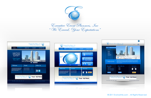 Executive Comp Samples by evolvearte