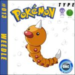 013 - Weedle by dmc-br