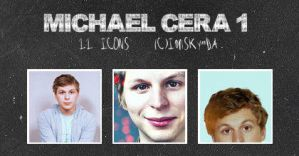 Michael Cera Icon Pack- 1 by Ion-Sky