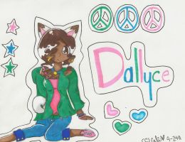 Dallyce Is Adorable :3 by cali-cat