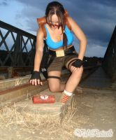 Lara Croft medipack by Val-Raiseth