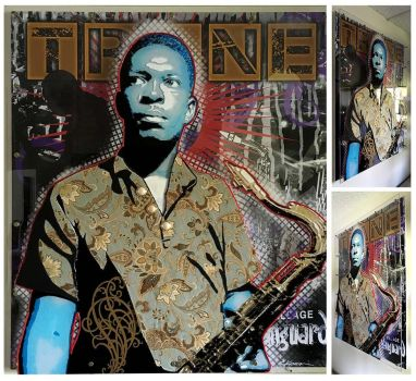 Coltrane by rawclips