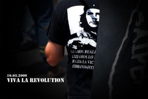 Viva la revolution by Yonbie