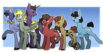 Squad by PoochyPies