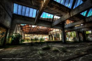 Project: Abandoned Factory 3 by MisterDedication