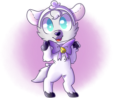 A Dr.Wolf in sheeps clothing by SunnyHoneyBone