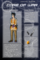 CoW OC Profile--Dweller by lucidflux