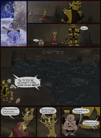 Team LoveShock: Mission 5 P.4 by CheesyCrocs
