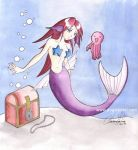 Empathic Mermaid by Renah-Lily