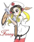 Characters In Guilty Gear Fanny | RM.