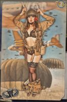 Pinups - Caught with your Pants Down! by warbirdphotographer