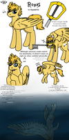 MLP-KH: FoH Roxas Reference by Spirit-Of-Snow