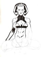 Aeon Flux by MPOSullivan
