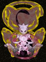 Cosmos of Mew by Alma1129