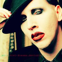 MarilynManson Display3 by my-violet-dreams