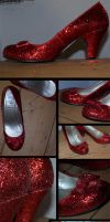 Ruby Slippers - Here they are by NearlyPerfect