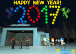 New Year Wishes (2016) by TBWinger92