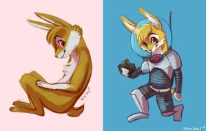 Sunny Minis by OrcaOwl
