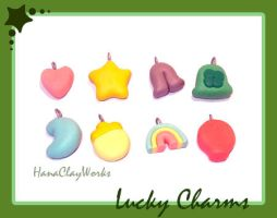 Lucky Charms by HanaClayWorks