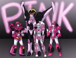 TF - Pink Transformers by liliy