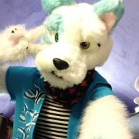 Guess Who Finished Their Fursuit??? by ShadowGirl2348