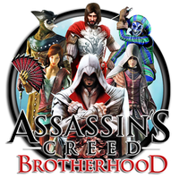 Assassin's C. Brotherhood K3 by dj-fahr
