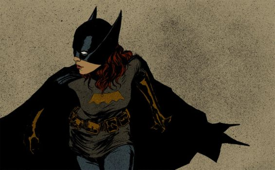 The Batgirl by clayrodery