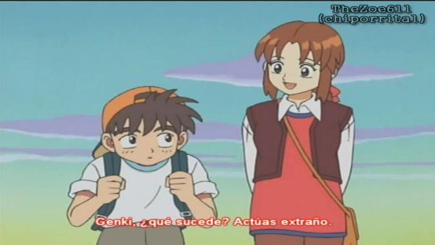 Monster Rancher episode 02 in Japanese-sub spanish by TheZoe611