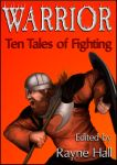 WARRIOR - Rayne Hall - book cover by RayneHall