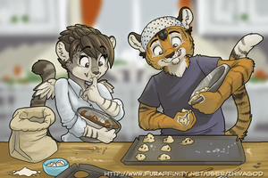 Christmas Cookies by zhivagooo