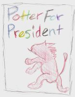 Potter For President? by isthisrubble