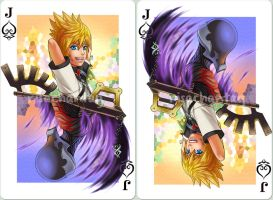 KH BBS: Jack of Spades by Risachantag