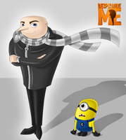Despicable Me by SonARTic