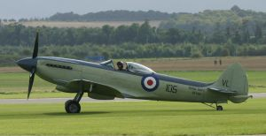 kennet aviation's seafire by Sceptre63