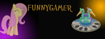 My facebook page by FunnyGamer95