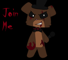 FNAF - Join Me... by Derp-Puppy