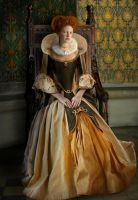 Queen Elizabeth I by AvalonSky