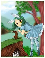 Easter Girl by Aura-Alora