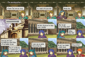 Fire Emblem Comic: Chapter 5, page 5 by HeartfulPeach