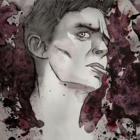 Jason in Ink by i-support-umbrellas