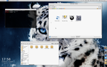 29.01.12 Gnome-Shell Desktop by HellsDark