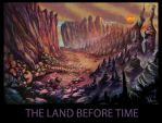 The Land Before Time by KEVIN-K-DEVIANTART