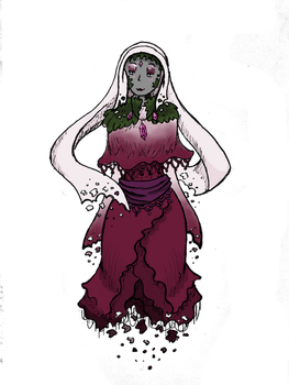 Lavernia by Ask-Lyra-The-Wiccan