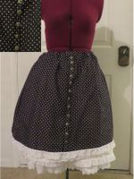 Skirt With Petticoats by Nerds-and-Corsets
