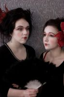 solemn sisters by mungous