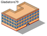 Isometric Building 7 by Gladiatore79