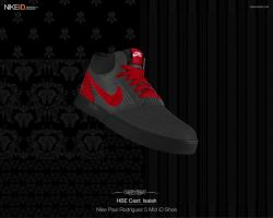 HBE Nike's Isaiah by isaiahcow1