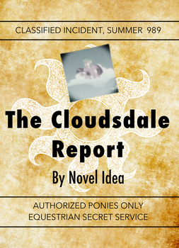 The Cloudsdale Report by MLP-NovelIdea