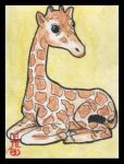 ACEO 08 - 3$ US + 3,50 for shipping by TheCryingOrc